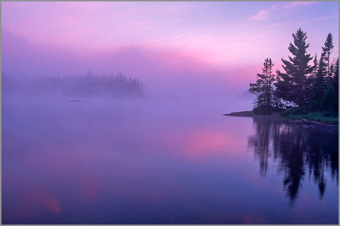 Peaceful Waters | JIM GINDORFF